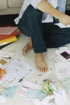 Creative use of checking accounts can keep your budget on track.