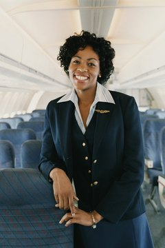 Flight attendants are responsible for the safety of passengers first and foremost.