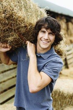 A farmer's tan isn't a requirement for a summer job.