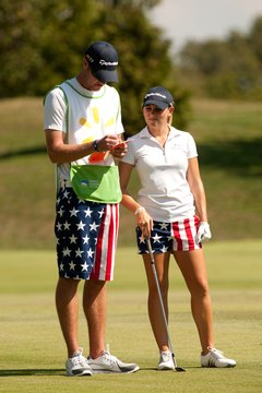 Golf caddie attire varies widely depending upon specific club rules, sanctioned pro tournaments, pro-ams and many other determining factors.