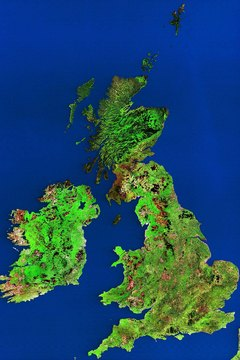 The United Kingdom features many distinct accents.