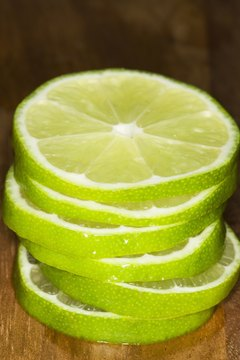 Limes have a long history of preventing disease.