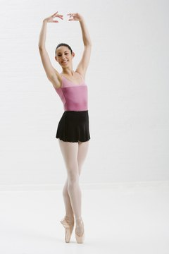 Dancers need strong and flexible iliopsoas.