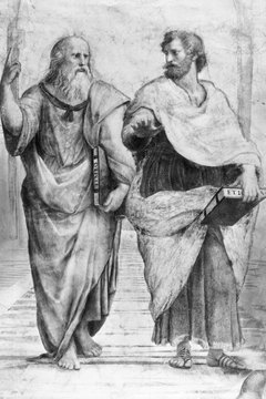 The ancient Greek philosophers Plato and Aristotle established classifications of governments.