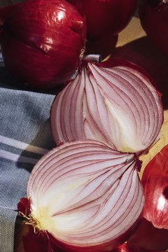 Onions provide a low-sodium flavor boost to recipes.
