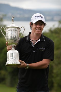 The U.S. Open Golf tournament is considered one of four majors needed to win the grand slam of golf.