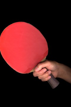 In table tennis, or ping pong, the quality of the rubber means everything.