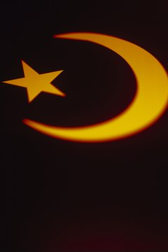 The star and crescent symbol have origins that predate Islam.