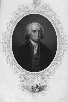 """James Madison is known as the """"father of the Constitution"""" for his role in its drafting."""
