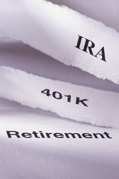 An employer may offer either type of retirement saving plan -- a 401(a) or a 401(k).