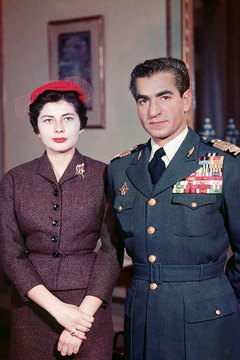 Culture was very different during the time of the last Shah of Iran, Muhammad Reza Pahlavi.