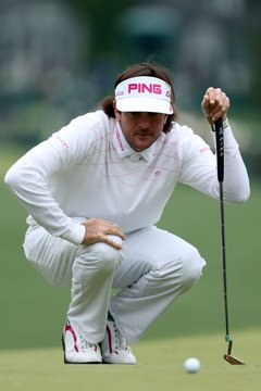 Bubba Watson used a PING putter to win the 2012 Masters.
