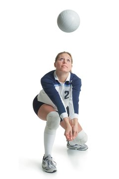 Strengthening your fingers can help improve your volleyball performance.