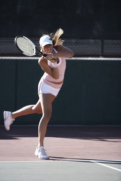 If you want a killer tennis game, you'll need a complete workout plan that enhances your speed, strength, endurance and skill.