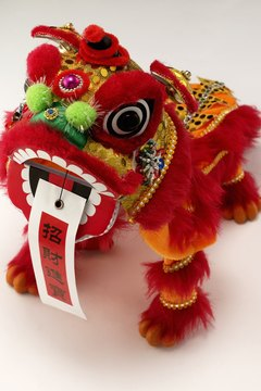 The Chinese New Year provides many creative writing topics for second-graders.
