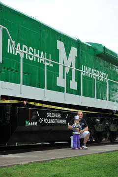 A Marshall University Regents Bachelor of Arts requires 36 general education credits.