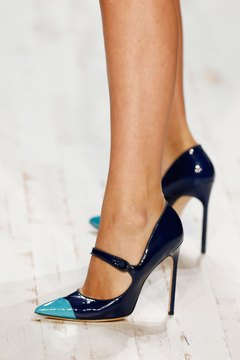 Enjoy the sexy look of stilettos, but walk away from the pain.