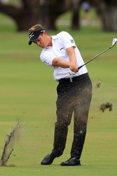 Pros such as Luke Donald demand grips with a precise feel.