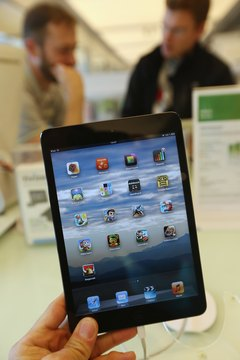 IPad Mini has the same iPad OS in a smaller package.
