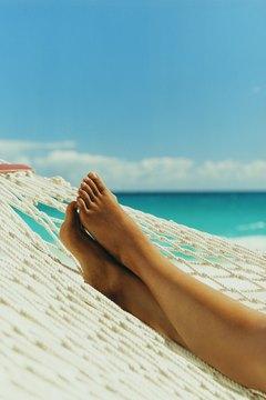 A healthy foot is a happy foot.