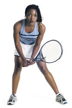 Tennis requires complete range of movement in your wrists.