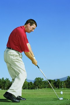 Increasing the speed of the golf swing can improve your game.