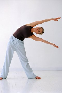 Stretching promotes health and flexibilty in your muscles, tendons and ligaments.