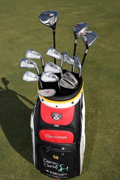 Darren Clarke used TaylorMade clubs to win the British Open in 2011.