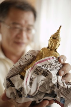 The Buddha is almost universally recognized as a sign of peace and mental clarity.