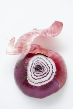 Keep onions far, far away from your little one.
