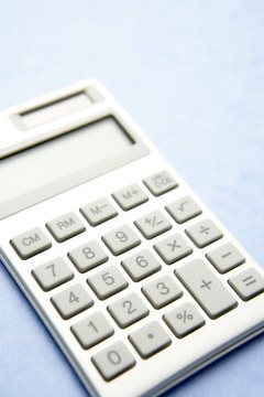 Make sure your calculator has fresh batteries or bring a back-up device.