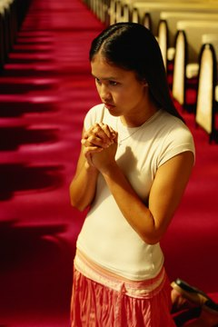 Teaching your teenagers church etiquette will make the experience of attending with them far more pleasant.