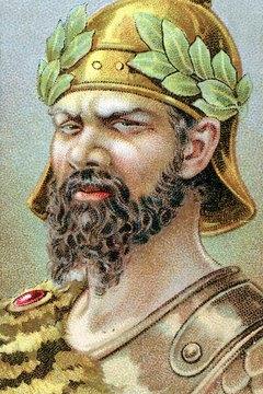 Attila the Hun, 406-453