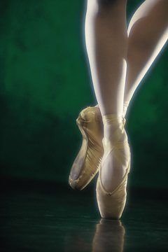 Ballet builds strong and limber feet