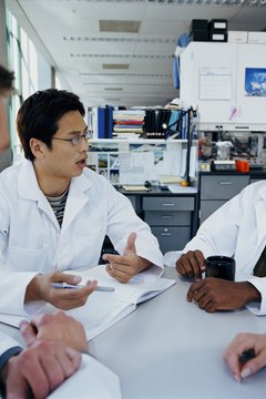 Chemical engineers commonly work in manufacturing and research.