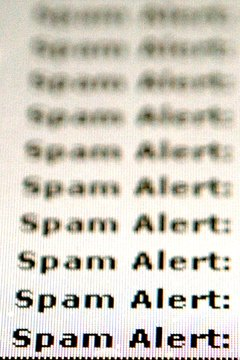 Some spam messages may slip past Plesk's spam filter.