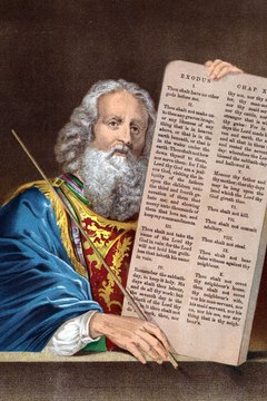 Moses holds multiple levels of significance for the Jewish people.