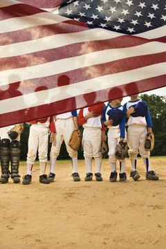 """""""The Star-Spangled Banner,"""" which all Americans know, dates back to 1812."""
