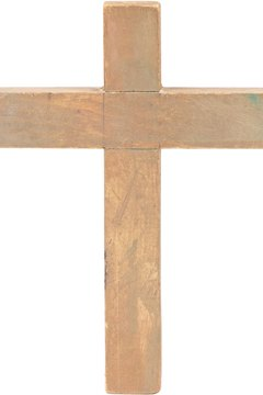 The Latin cross is a universal symbol of Christianity.