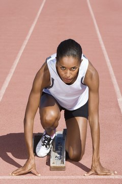 Sprinting keeps your metabolism raised long after your workout is done.