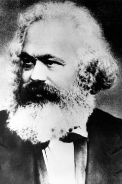 "Karl Marx, co-author of ""The Communist Manifesto"" had a far-reaching influence on the development of socioeconomic ideology."
