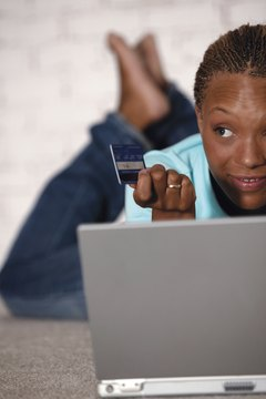 You can view your credit score online.