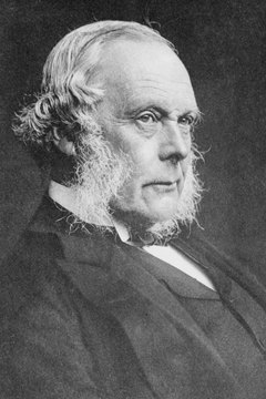 English surgeon Joseph Lister was instrumental in discovering an antiseptic to prevent infections.