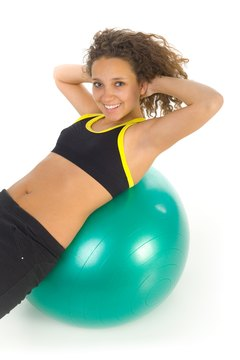 In most cases, you'll get the better ab workout by using the stability ball instead of the declined bench.