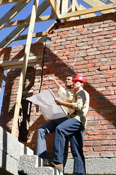 A future-advance mortgage can help pay for you to build a house.