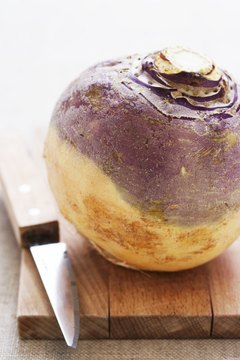 Turnips are rich in glucosinolate compounds, which may help prevent cancer.
