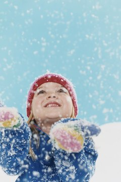 Snow-day activities add to the thrill of mugs of hot chocolate and catching giant snowflakes on your tongue.