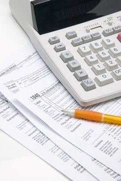 Lenders scrutinize tax returns.