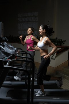 Running on a treadmill doesn't have to be boring.