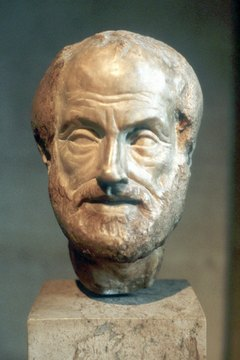 Aristotle's legacy is apparent in many fields, such as literature, philosophy, physics and rhetoric.
